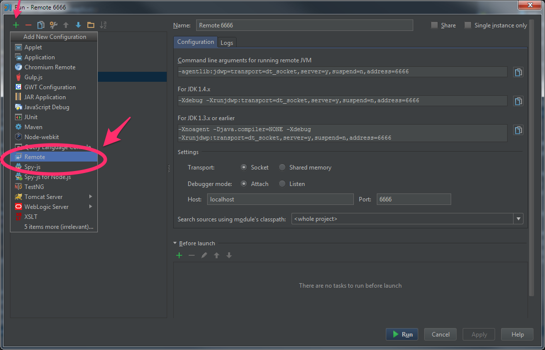 Debugging Java Applets in IntelliJ IDEA - Gjermund Bjaanes